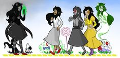 the wizard of homestuck - Google Search