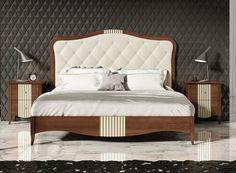 Dormitorio tapizado en capitonn�,mod: ISABELLA
