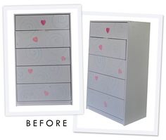 Amazing Boho Dresser Transformation