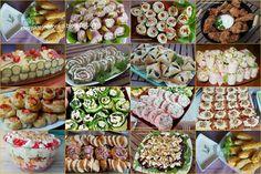 Swojskie jedzonko: Przekąski imprezowe-dużo pomysłów