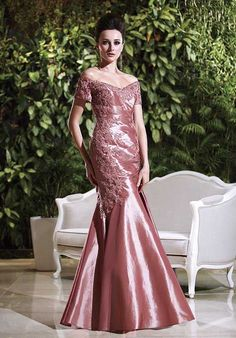 Jade Couture K168002 Pink Mother Of The Bride Dress
