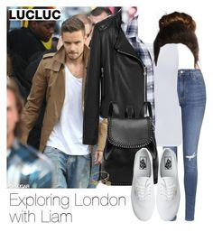 """""""Exploring London with Liam"""" by style-with-one-direction ❤ liked on Polyvore featuring Topshop, Payne, Majestic, Mulberry, Vans, OneDirection, LiamPayne, 1d and liam payne one direction 1d"""
