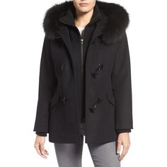 $19, Toggle Fastening Duffle Coat Navy by George. Sold by Asda ...