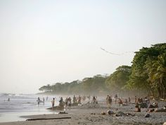 The town of Santa Teresa in Malpais on the west coast of Costa Rica is home to one of my favorite hotels ever:…