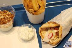 Restaurant Galliká à Paris : la vraie pita grecque s'installe à Madeleine _ FERME LE WE JE CROIS