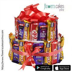 Give best Birthday Present to your besties in a best way. #FlowersCakesOnline #ChocolateHamper