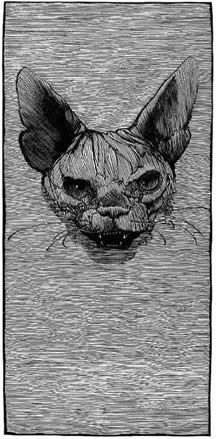 Barry Moser | The Cheshire Cat ~wood engraving