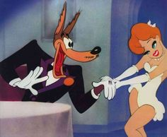"""Oh, Wolfie!"" by Tex Avery"