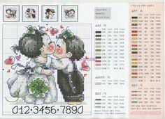 bc-201 Tiny Cross Stitch, Cross Stitch Books, Cross Stitch Cards, Cross Stitch Designs, Cross Stitching, Cross Stitch Embroidery, Cross Stitch Patterns, Wedding Cross, Christmas Embroidery Patterns