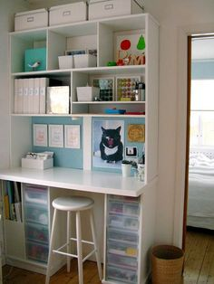 Organization can make all the difference in how our homes function and how they feel (and how we feel!),