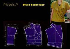 Blusa cachcouer