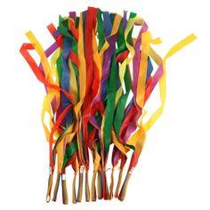Rhythm Ribbon Dance Rainbow Ribbon Set 12pcs @trendingtoystore.com