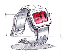 Sketch-A-Day: Daily Sketches from Industrial Designer, Spencer Nugent - Page 347