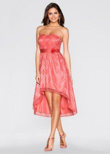 Кружевное платье, BODYFLIRT