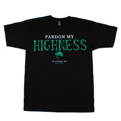 Pardon My Highness — IV KINGS NY