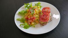 Déjeuner  What I eat in a day #1 [Vegan] [Oméga-3 & 9] Une journée dans mon assiette mes premiers pas végane - from #rosalys at www.rosalys.net - work licensed under Creative Commons Attribution-Noncommercial - #Plus