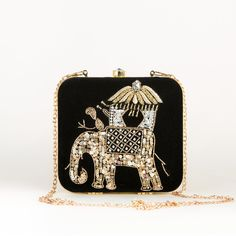 Royal Style Evening Party Clutch – Curated Eclectics • Unconventional Goods
