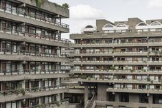For Sale: Thomas More House, Barbican, London Waitrose Supermarket, London Architecture, Barbican, Le Corbusier, Town And Country, Brutalist, London City, Wonders Of The World, Multi Story Building
