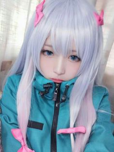 Sagiri izumi cosplay - COSPLAY IS BAEEE! Tap the pin now to grab yourself some BAE Cosplay leggings and shirts! From super hero fitness leggings, super hero fitness shirts, and so much more that wil make you say YASSS! Kawaii Cosplay, Cosplay Anime, Asian Cosplay, Cute Cosplay, Amazing Cosplay, Best Cosplay, Vocaloid Cosplay, Kawaii Cute, Kawaii Girl