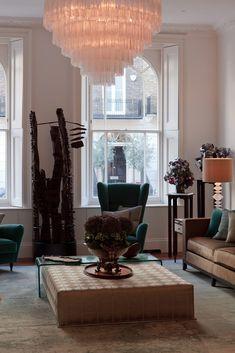 Reception Room, London's best interior design