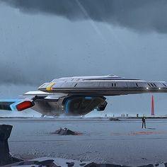 Star Trek Fleet, Star Trek Ships, Star Terk, Star Trek Uniforms, Starship Concept, Cool Robots, Star Trek Starships, Sci Fi Ships, Star Trek Universe