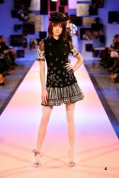 Christian Lacroix Haute Couture S/S 2007