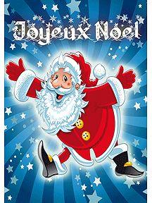 Cartes de joyeux no l imprimer sur hugolescargot no l - Cartes joyeux noel a imprimer gratuitement ...