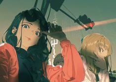 Manga Art, Anime Art, Eve Music, Character Art, Character Design, Key Frame, Anime Neko, Aesthetic Art, Shoujo