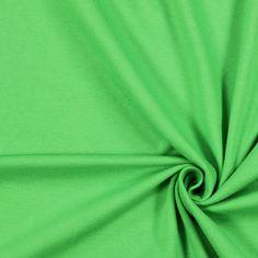 Jersey Interlock 20 - Coton - vert clair