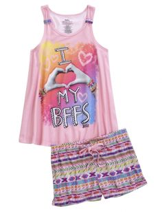 BFF Pajama Set