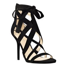 Rustic Strappy Sandals | Nine West