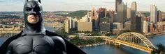 Dark Knight Rises -Pittsburgh