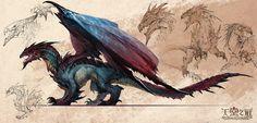 dragon, an kai on ArtStation at http://www.artstation.com/artwork/dragon-71201be2-2c57-4cb3-bb5a-790573844e23