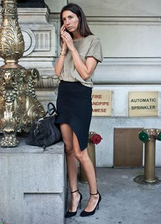 Here's how to dress like a French girl without sacrificing your daily cafe au lait