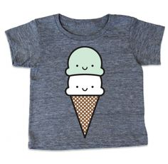 Kid's Unisex T-Shirts for Spring