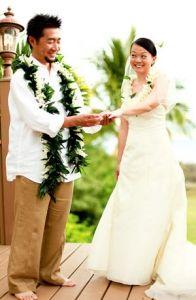 Hawaiian wedding Keywords: #weddings #jevelweddingplanning Follow Us: www.jevelweddingplanning.com  www.facebook.com/jevelweddingplanning/