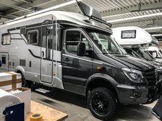 4x4 Camper Van, Off Road Camper, Camper Caravan, Truck Camper, Camper Trailers, Cool Campers, Rv Campers, Mercedes Van, Overland Trailer