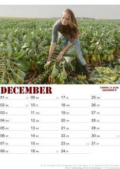 Stoere boerenkinderen kalender 2013