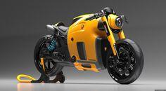 Koenigsegg motorcycle on Behance