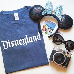 Disneyland Inspired Tee, T-Shirt. Great for a Disneyland Vacation.