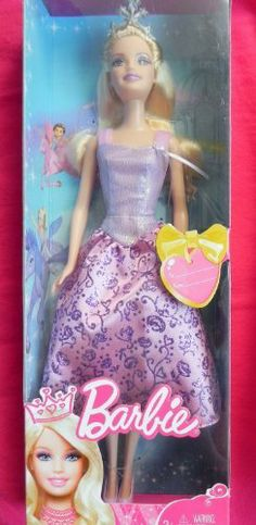 Barbie Princess Annika Doll by Mattel. $19.98. Relive your favorite movie moments with Barbie Annika doll!