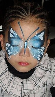 face-painting| http://painted-body-alexandre.blogspot.com