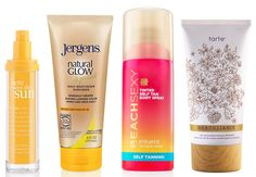 Which Product Gives the Best Bronze Glow? I Tried 15 Self-Tanners to Find Out | Beauty Blitz