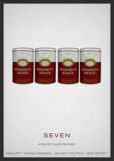 Awesome Minimalist Movie and TV Poster Art by Daniel Keane — GeekTyrant