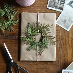 Gift Wrap Ideas | The New Home Ec