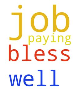 I need a job. God bless me with a well - I need a job. God bless me with a well paying job. Amen. Posted at: https://prayerrequest.com/t/QVw #pray #prayer #request #prayerrequest