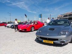 """Exposición """"35 años de evolución de la marca Ferrari"""" celebrada en el Palacio de Ferias y Congresos de Málaga (Fycma) del 1 al 10 de mayo de 2015   #Coches #Malaga #Ferrari"""