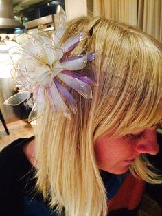 Annemarie wears Hairpin made by Sakae【 TimeOutTokyo 】さまにご紹介いただきました : 榮 - kanzashi sakae - 簪作家