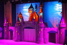 """spectacle """"Disney sur Glace"""" - Purple Jumble"""