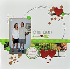 Hey Good Looking! - Scrapbook.com